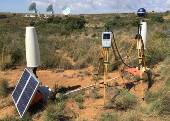 validazione del sistema di monitoraggio 9 kHz- 31 GHz