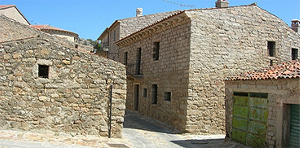 case in pietra in Sardegna