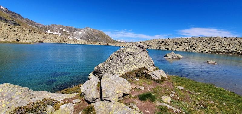 La pace della Montagna - Torgnon - Lago Tzan