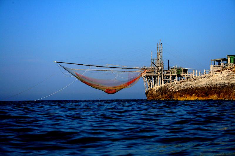 Gargano - Trabucco - Pesca Sostenibile