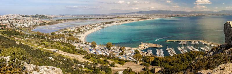 Spiaggia cittadina, Cagliari
