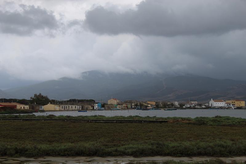 Borgata di Marceddi frazione di Terralba (OR)