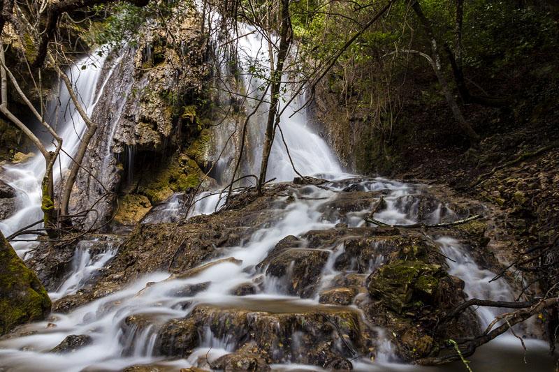 Cascate di Nurallao