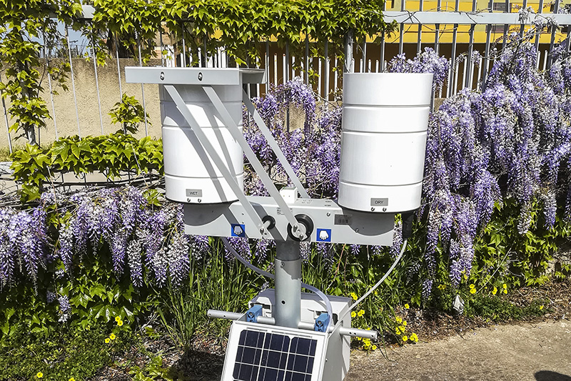 Monitoraggio deposizioni atmosferiche