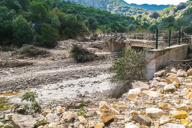 Alluvioni e cambiamenti climatici - Oasi WWF Monte Arcosu