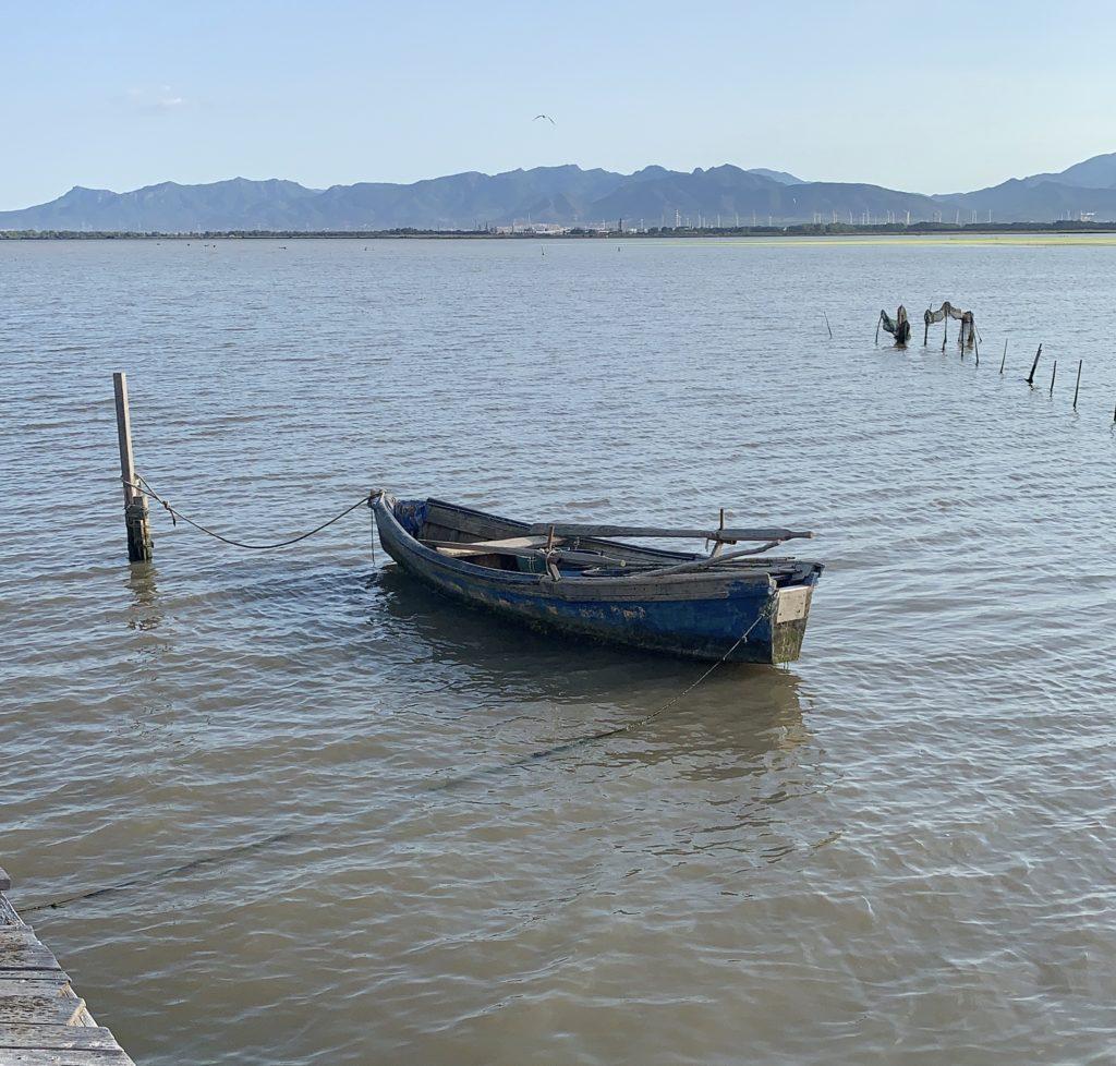 Barca a Giliacquas (Elmas)