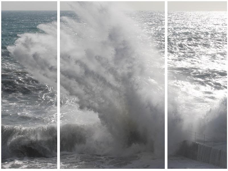 Impatti costieri di intense mareggiate: tra spettacolo e pericolo (novembre 2019)