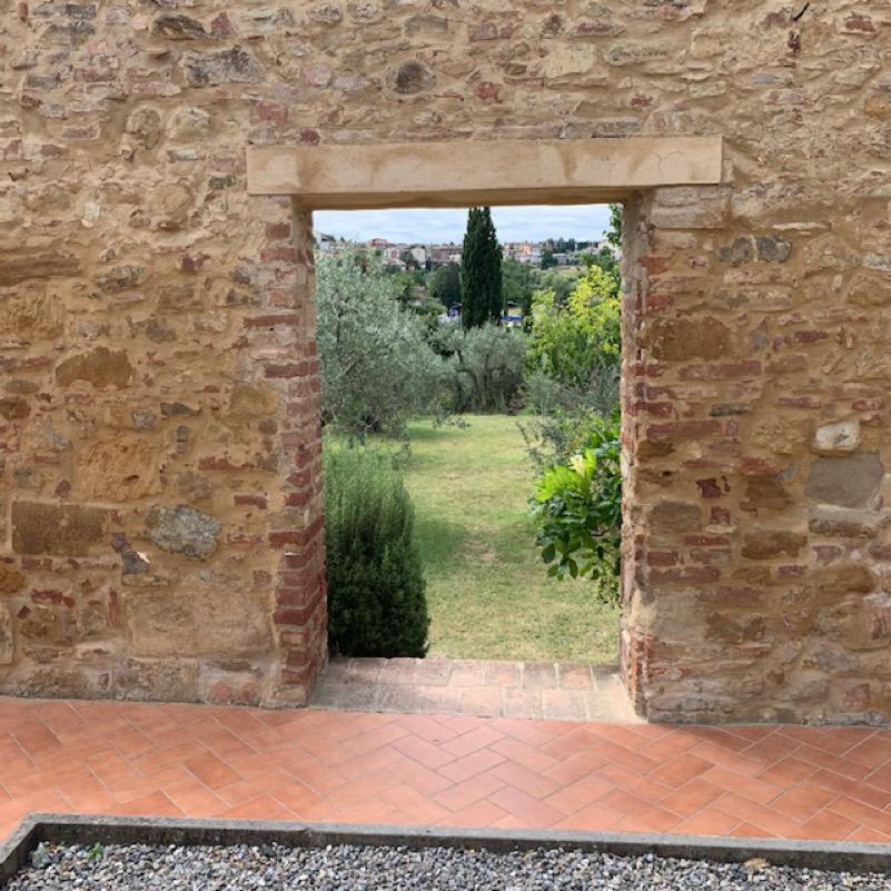 il Borgo dalla finestra (Gambassi)