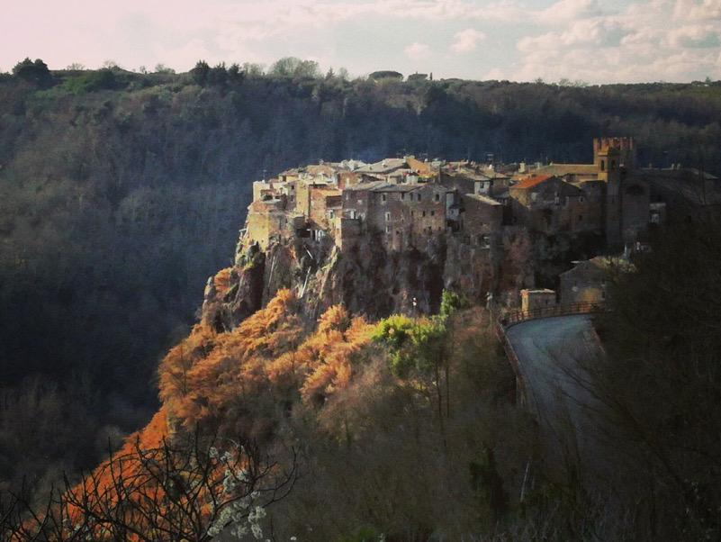 Calcata: il borgo fantasy nella Valle del Treja