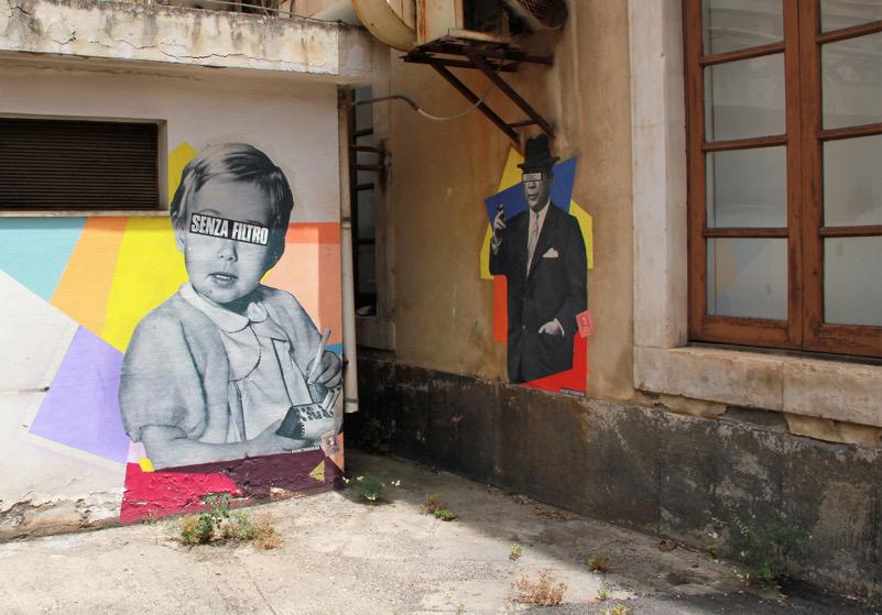 Nuoce gravemente - Ex Manifattura tabacchi - Catania