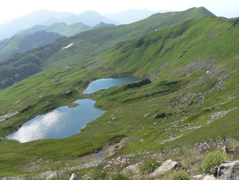 I laghi di Sillara nel Parco Nazionale dell'Appennino Tosco Emiliano