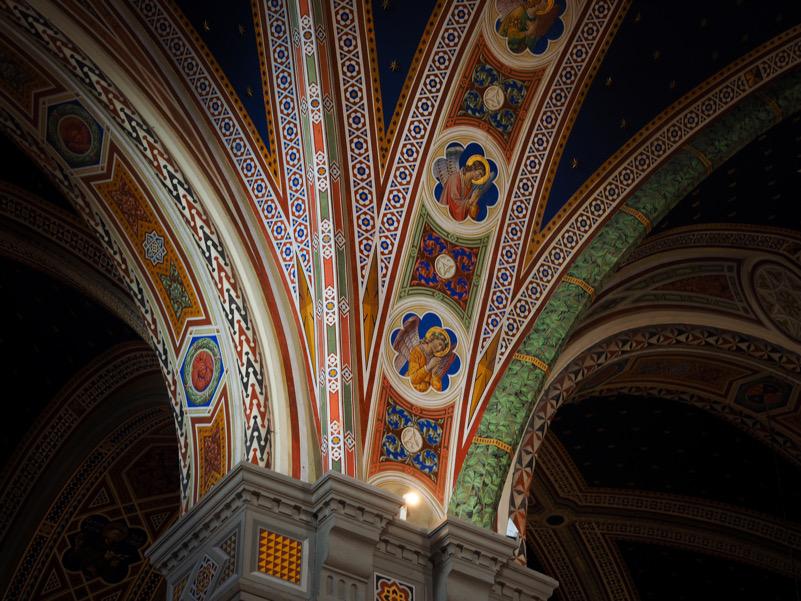 Rainbow of Colors (Basilica di Santa Margherita)