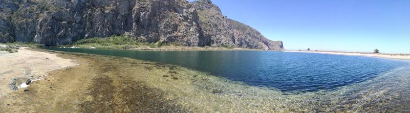 Lago Mergolo della Tonnara (Oliveri)