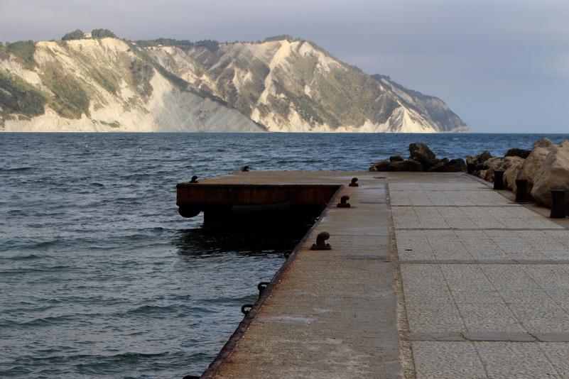 Molo nord - Portonovo (AN)