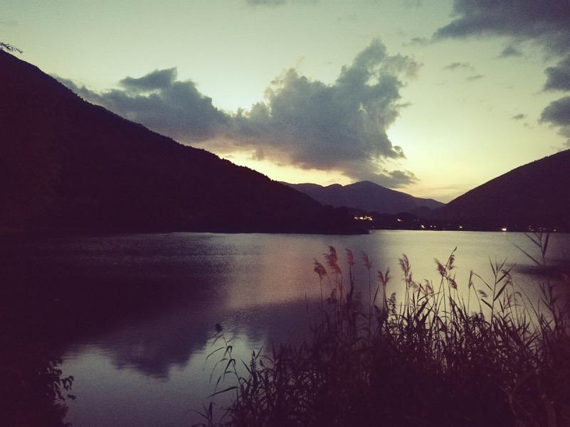 """""""Fai che il tuo cuore sia come un lago..."""" - Lago di Scanno"""