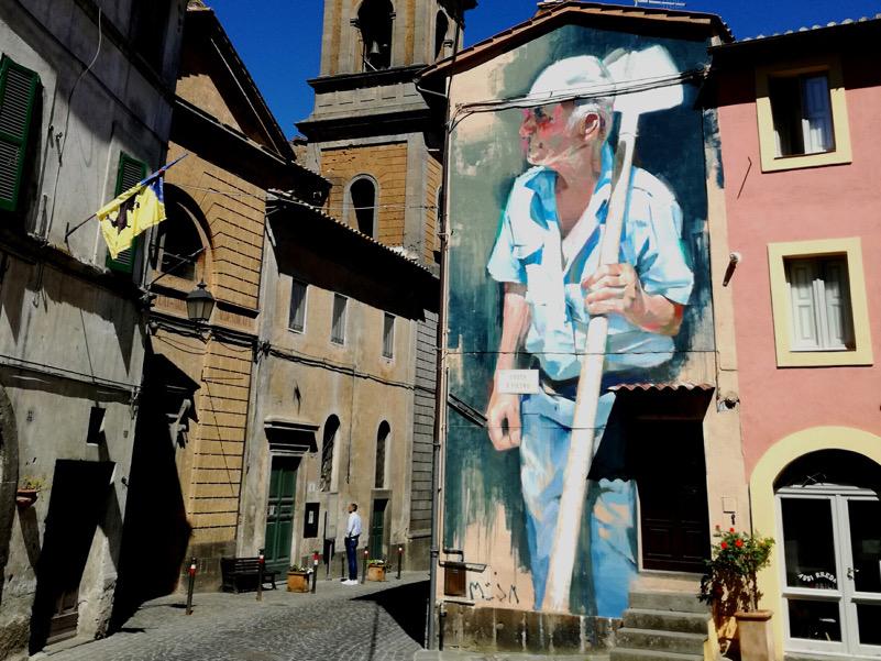 Street Art in Acquapendente (Vt)