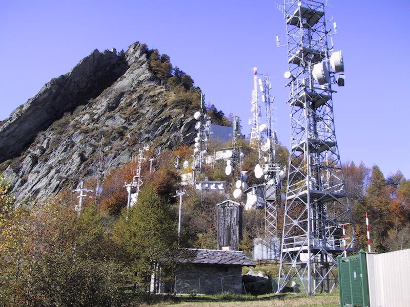Bosco di antenne