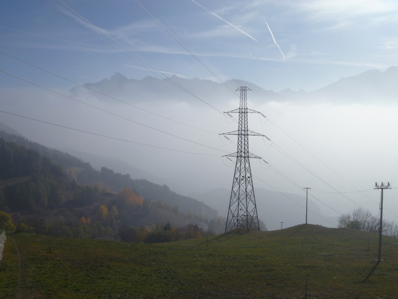 Immersi nella nebbia