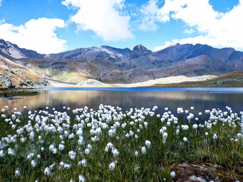 Lago Leità - Col Nivolet - Parco del Gran Paradiso Valsavarenche