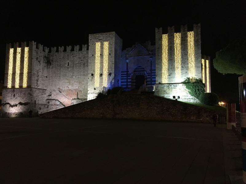 Prato Castello dell'Imperatore