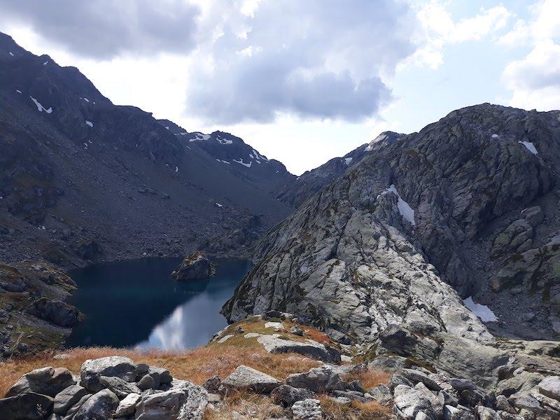 Lago Bellacomba superiore - La Thuile