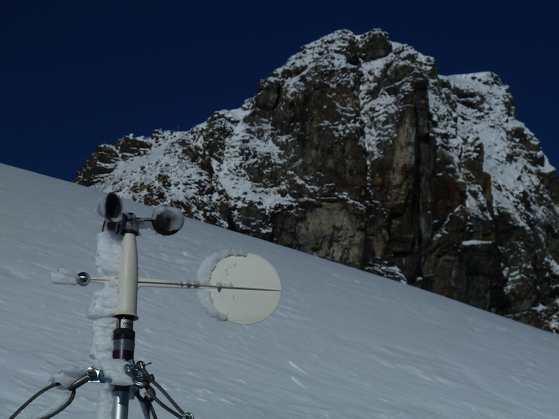meteorologia in montagna