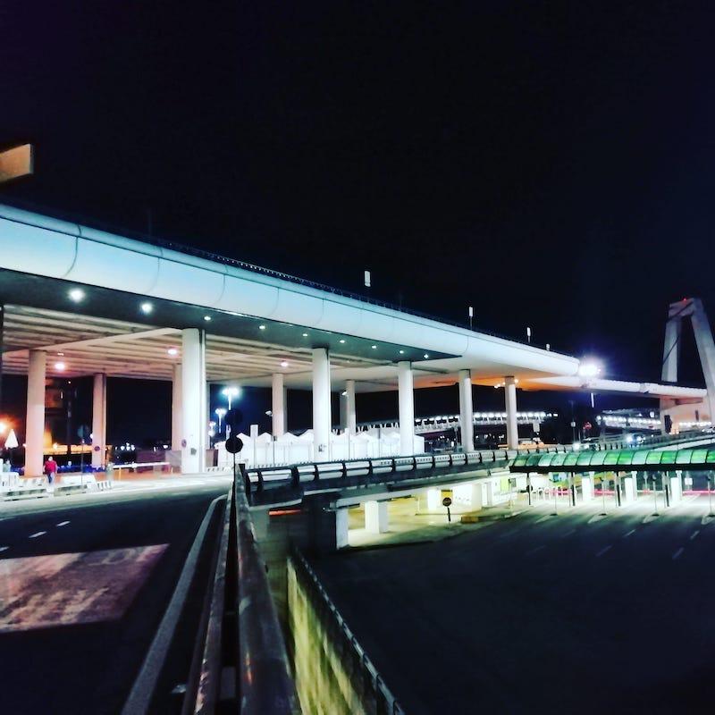 Viaggiando di notte