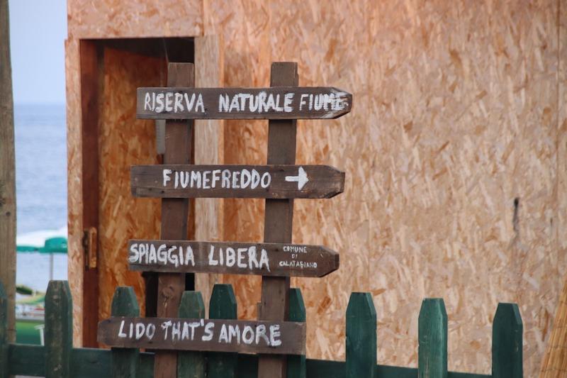 Riserva naturale di Fiumefreddo, (CT)