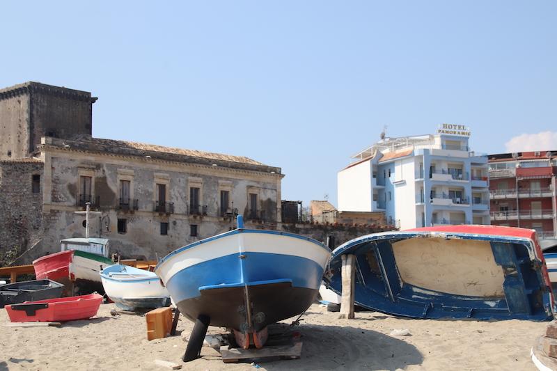 Marina, Naxos ( ME)