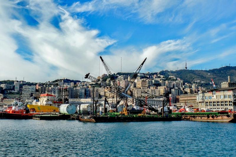 Under Pressure-Porto di Genova