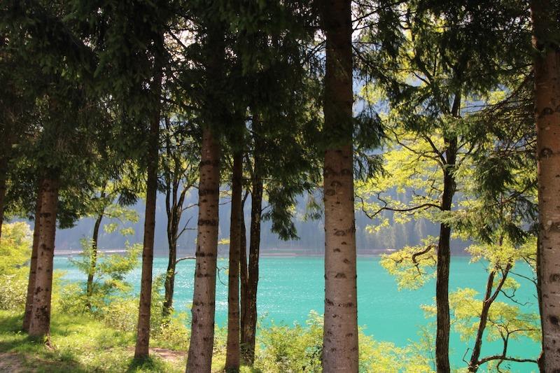 Lago di Auronzo, (BL)