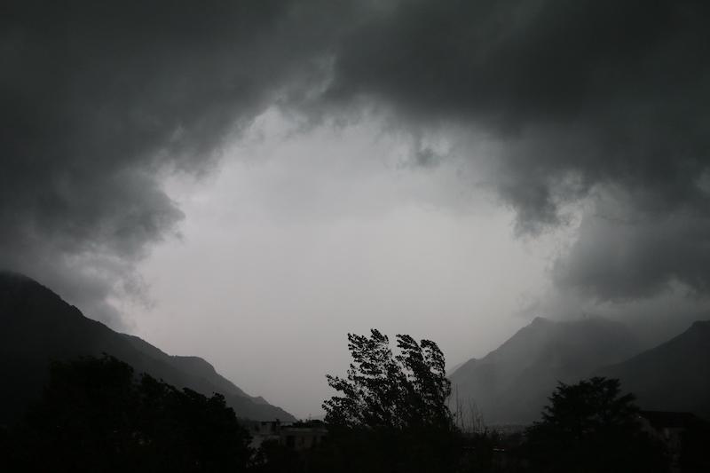 prima della pioggia