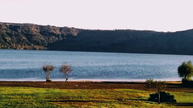 Enjoy the Silence - Lago di Albano