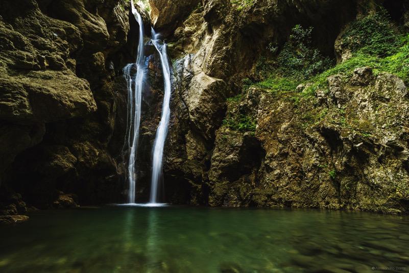 Cascate del Catafurco