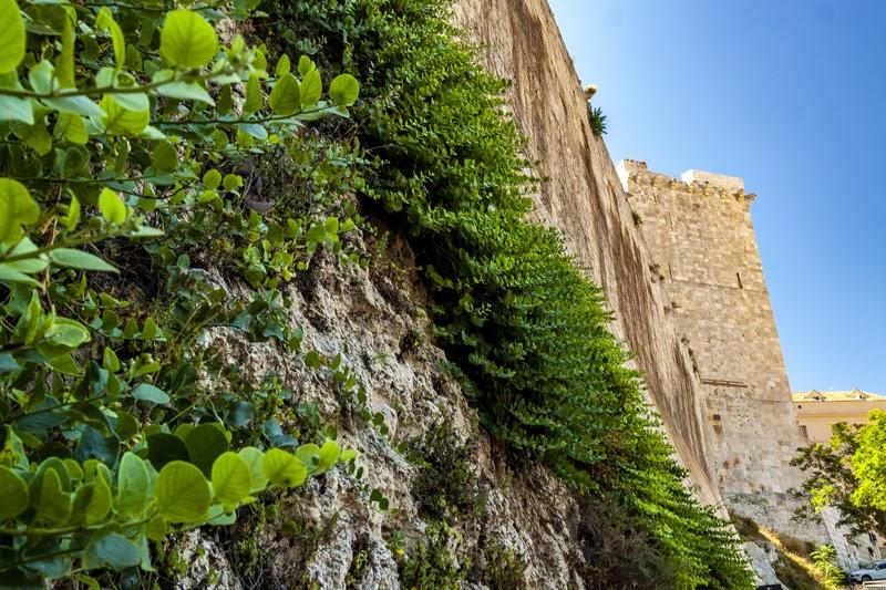 Bastioni cittadini - Cagliari