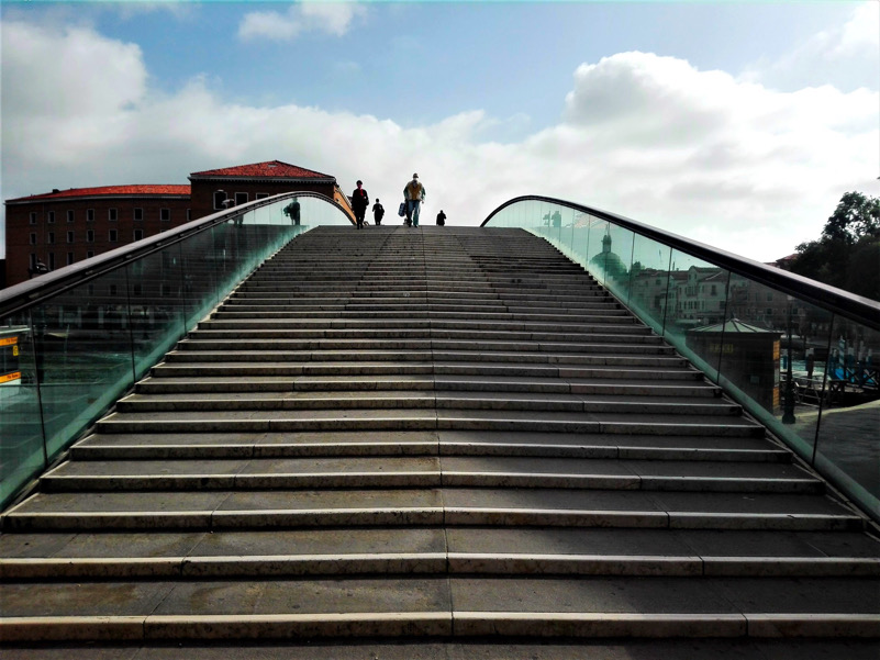 Ponte di Calatrava-15 maggio 2020