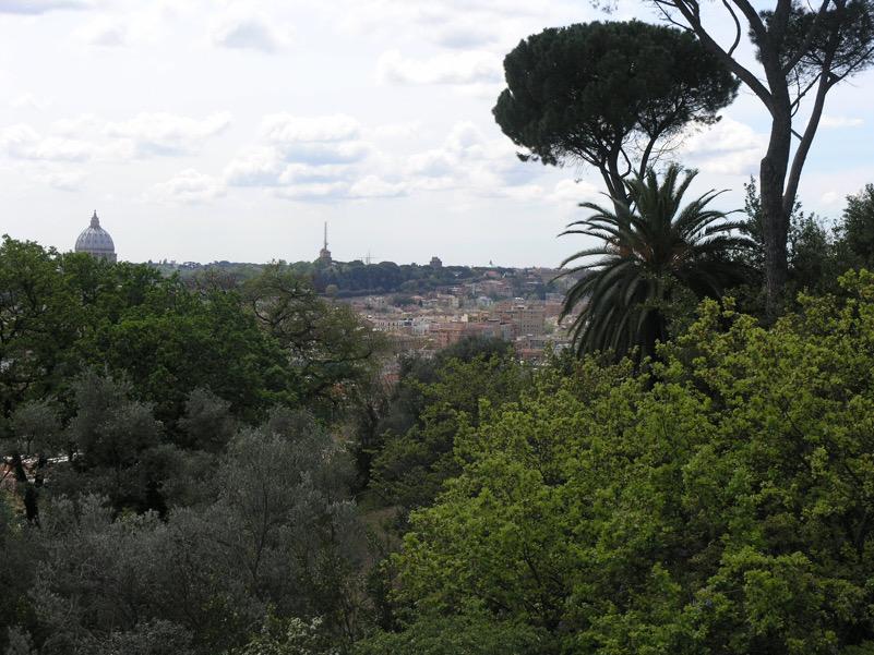 Belvedere da Villa Mazzanti