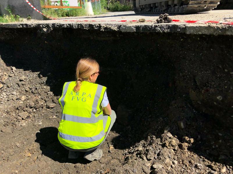 Gli scavi ci raccontano di una storia