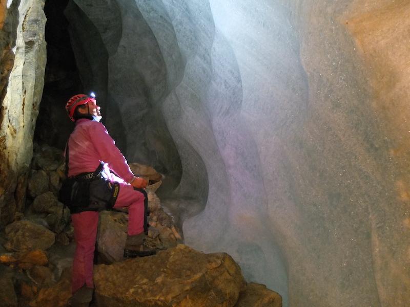 Monitoraggio delle Ice Caves nelle Alpi Liguri (Garessio, CN)