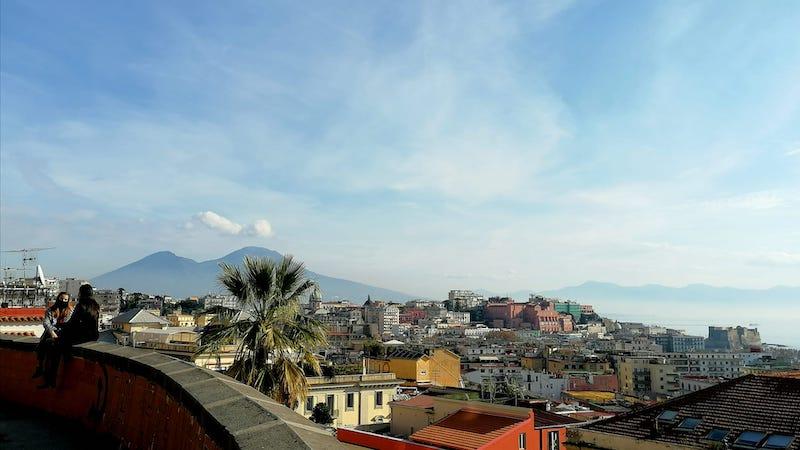 Napoli verso la fine del 2020