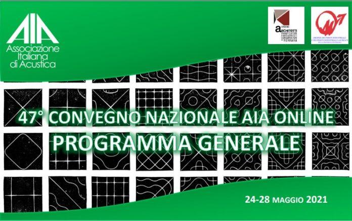 47esimo Convegno nazionale AIA