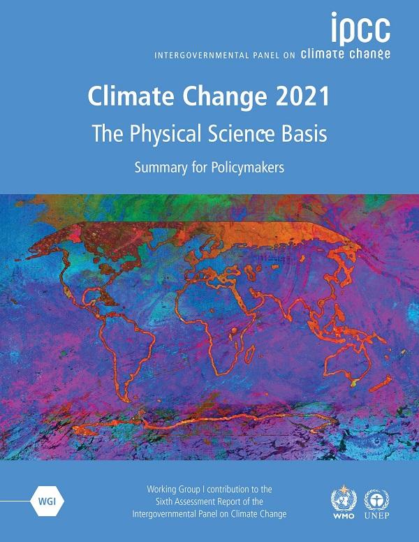Report ICCP sui cambiamenti climatici